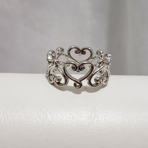 Accessories - Heart Ring